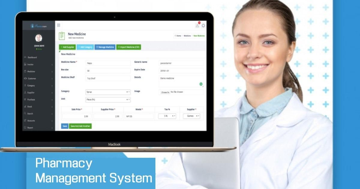 pharmacy software systems